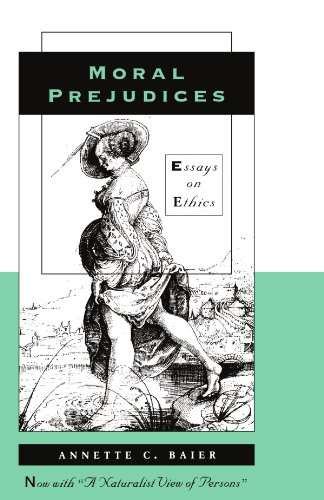 annette baier moral prejudices essays on ethics Available in the national library of australia moral prejudices : essays on ethics / annette c baier harvard essays on mind and morals / annette baier.