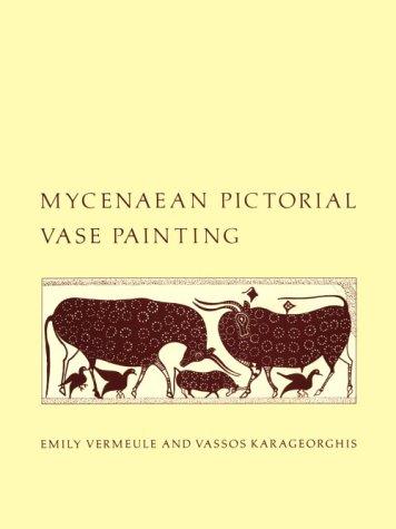 9780674596504: Mycenaean Pictorial Vase Painting