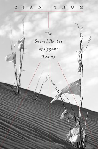 Sacred Routes of Uyghur History (Hardcover): Rian Thum