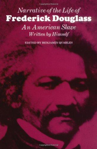 9780674601017: Narrative of the Life of Frederick Douglass: An American Slave, Written by Himself (John Harvard Library, Belknap Press)