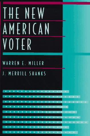 9780674608412: The New American Voter