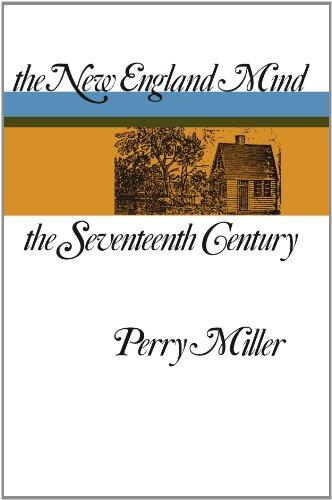9780674613065: The New England Mind: The Seventeenth Century