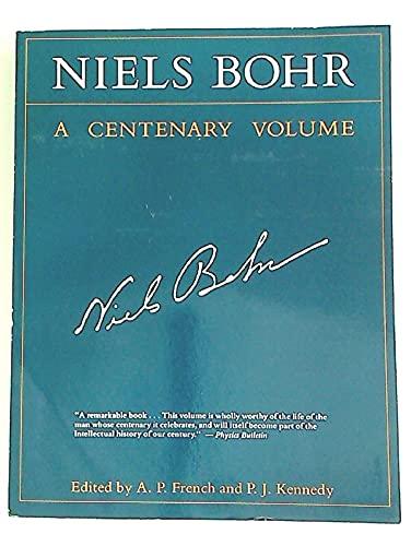9780674624160: Niels Bohr: A Centenary Volume