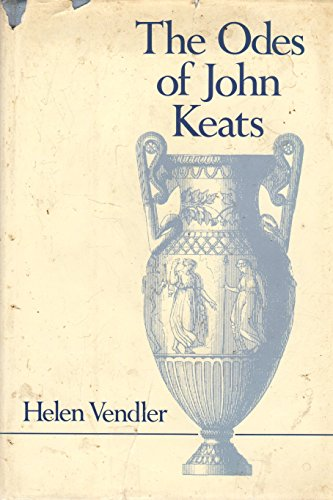 9780674630758: The Odes of John Keats