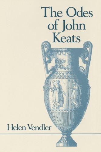 9780674630765: The Odes of John Keats