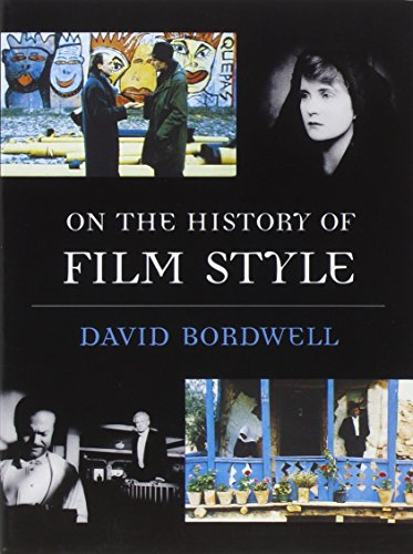 9780674634299: On the History of Film Style (Paper)