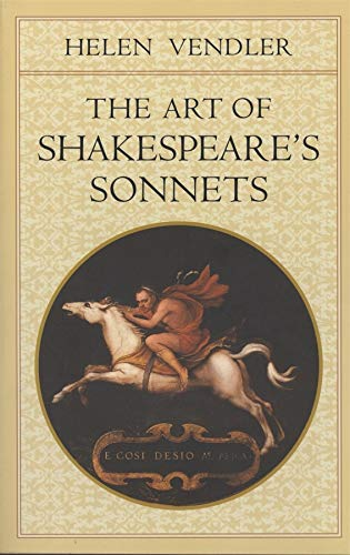 9780674637122: The Art of Shakespeare's Sonnets