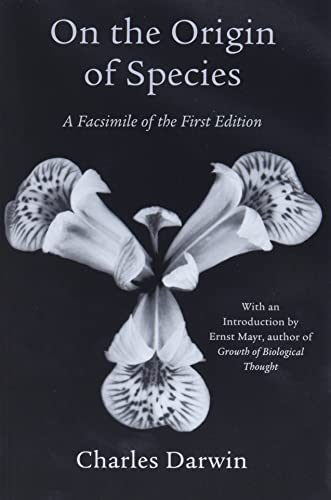 9780674637528: On the Origin of Species a Facsimile of the First