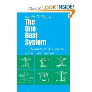 9780674637801: The One Best System: A History of American Urban Education