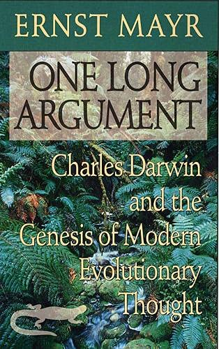 9780674639065: One Long Argument P (Questions of Science)