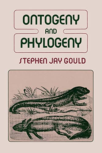 9780674639416: Ontogeny and Phylogeny