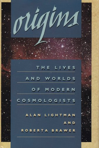 9780674644700: Origins: The Lives and Worlds of Modern Cosmologists