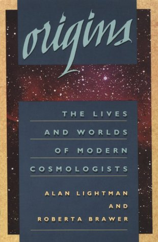 9780674644717: Origins: The Lives and Worlds of Modern Cosmologists