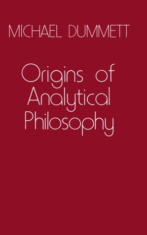9780674644724: Origins of Analytical Philosophy