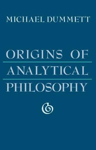 9780674644731: Origins of Analytical Philosophy