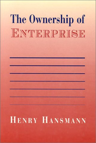 9780674649705: The Ownership of Enterprise