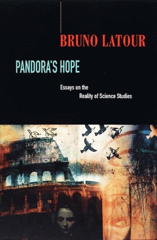 9780674653368: Pandora's Hope - An Essay on the Reality of Science Studies (Paper)