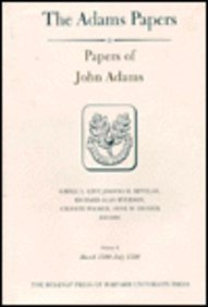 Papers of John Adams: March 1780-December 1780 v. 9-10 (Hardback): John Adams