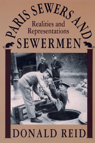 9780674654631: Paris Sewers and Sewermen: Realities and Representations