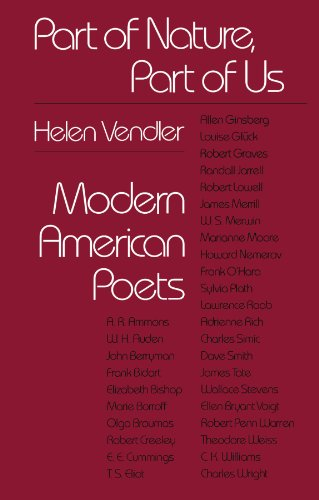 9780674654761: Part of Nature, Part of Us: Modern American Poets (Peabody Museum)