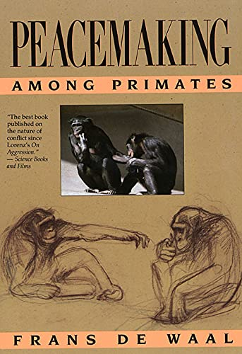 9780674659216: Peacemaking Among Primates