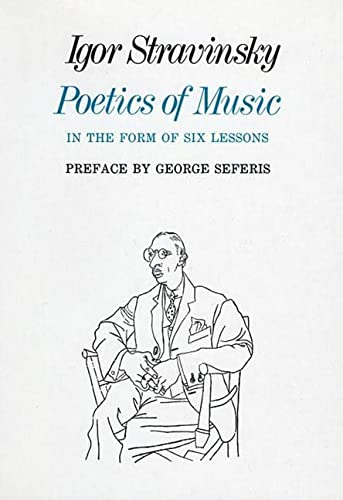 9780674678569: Poetics of Music in the Form of Six Lessons