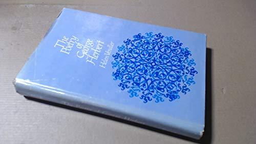9780674679597: The Poetry of George Herbert