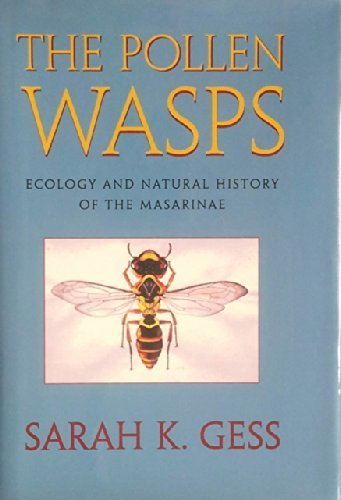 9780674689640: The Pollen Wasps: Ecology and Natural History of the Masarinae