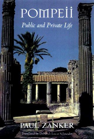 9780674689671: Pompeii: Public and Private Life