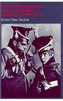 Popular Entertainment, Class, and Politics in Munich, 1900-1923: Sackett, Robert Eben