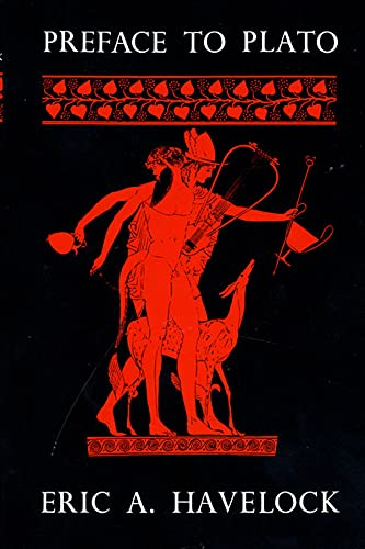 9780674699069: Preface to Plato (History of the Greek Mind)