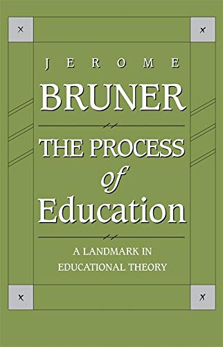 9780674710016: The Process of Education: Revised Edition