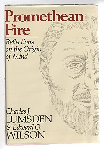 9780674714458: Promethean Fire: Reflections on the Origin of the Mind
