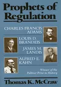 9780674716070: Prophets of Regulation