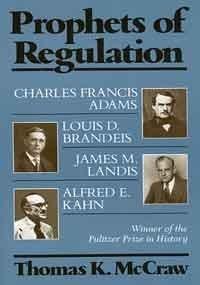 9780674716070: Prophets of Regulation