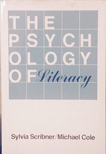 9780674721159: Psychology of Literacy