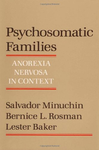 9780674722200: Psychosomatic Families: Anorexia Nervosa in Context