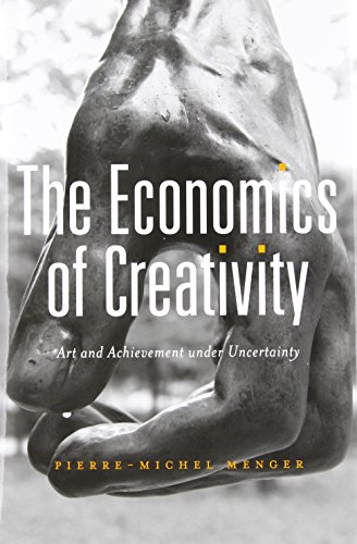 9780674724563: The Economics of Creativity: Art and Achievement Under Uncertainty