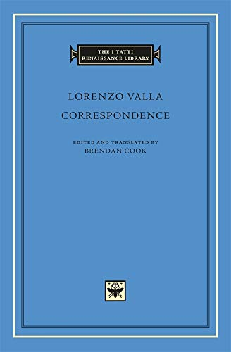 9780674724679: Correspondence (The I Tatti Renaissance Library)