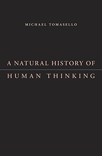 9780674724778: A Natural History of Human Thinking