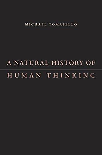 9780674724778: A Natural History of Human Thinking