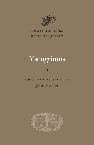 9780674724822: Ysengrimus (Dumbarton Oaks Medieval Library)