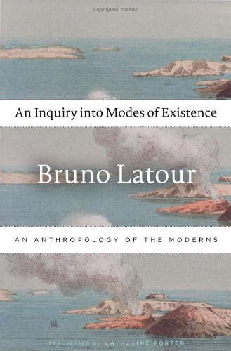 9780674724990: An Inquiry into Modes of Existence: An Anthropology of the Moderns