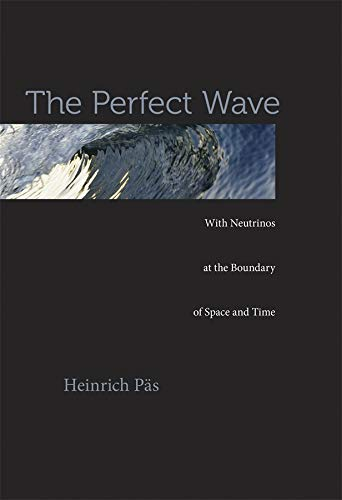9780674725010: The Perfect Wave: With Neutrinos at the Boundary of Space and Time
