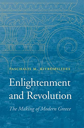 9780674725058: Enlightenment and Revolution: The Making of Modern Greece