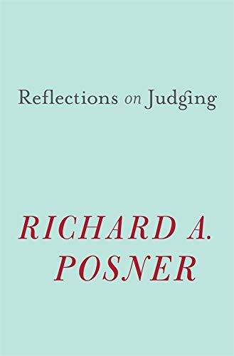 9780674725089: Reflections on Judging