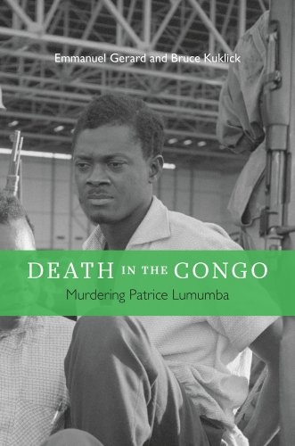 9780674725270: Death in the Congo: Murdering Patrice Lumumba