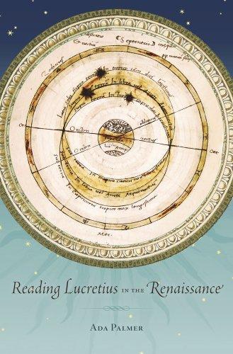 9780674725577: Reading Lucretius in the Renaissance (I Tatti Studies in Italian Renaissance History)