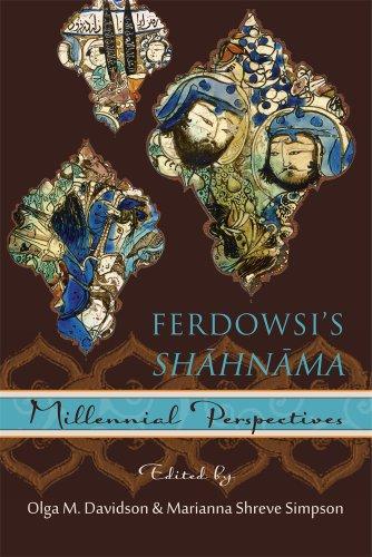 9780674726802: Davidson, O: Ferdowsi's Shahnama (Ilex Series)