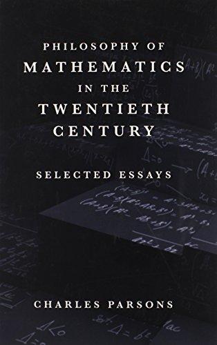 9780674728066: Philosophy of Mathematics in the Twentieth Century: Selected Essays